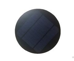 Hovall 5 Watt 5v Round Solar Panel