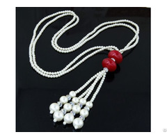 Sweater Chain Necklace Fashion Jewelry Autumn And Winter