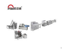 China New Hot Sale Stick Chewing Gum Automatic Production Machine Manufacture