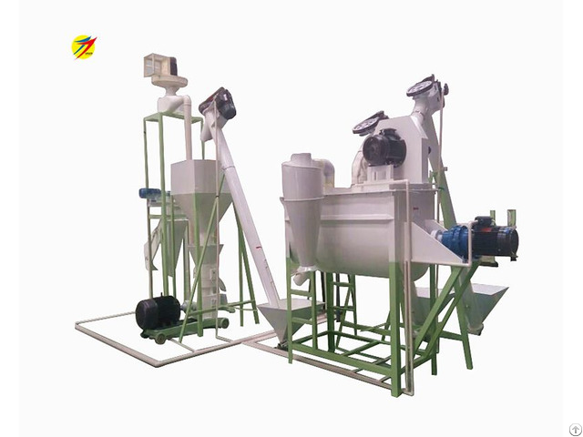 Animal Feeds Milling Machine