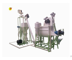 Animal Feeds Milling Machine