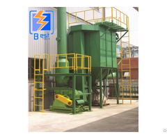 New Type Negative Pressure Blow Back Bag Dust Collector For Industrial