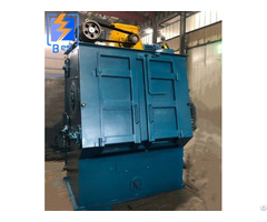 Rubber Belt Track Shot Blasting Machine