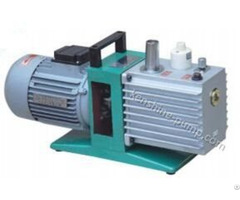 2xz Two Stages Direct Coupling Rotary Vane Vacuum Pump