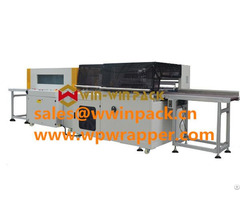 High Speed Side Sealing And Shrinking Machine