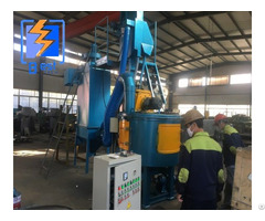 Competitive Price Advantage Turn Table Shot Blasting Machine