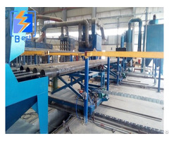 Shot Cleaning Machine For Pipe Inner Wall Of Steel Tube