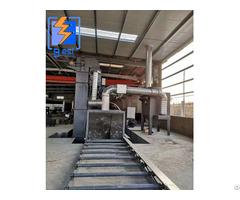 Ce Approval Qh69 Series H Beam Steel Plate Shot Blasting Machine