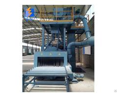 H Beam Steel Plate Shot Blasting Machine