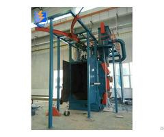 Hot Sale Alloy Wheel Hook Type Shot Blasting Machine Price Manufacturers
