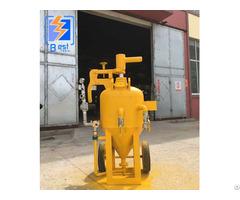 Db500 Dustless Water Sandblasting Machine For Sale