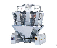 Vfm200gl With Multiheads Weigher Economic Granule Packaging Solution