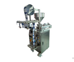 Stick Bag 4 Sides Sealing Paste Packing Machine For Honey Jam Gel