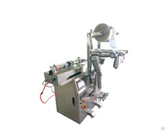 Four Sides Sealing Oil Packing Machine For Water Juice
