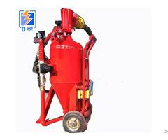 Water Sand Blaster Dustless Blasting Machine Price