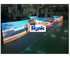 P4 Soft Led Display