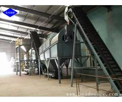 Compound Fertilizer Machine In Myanmar