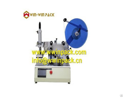 Semi Automatic Plane Label Machine With Touch Screen Ql 911