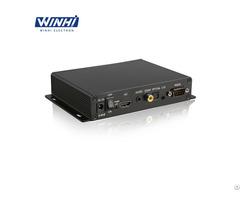 1080p Advertising Black Box Video Media Player