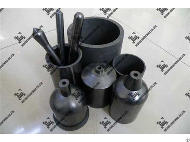 China Industry Good Prcie Crucible For Vacuum Casting Machine
