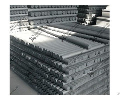High Purity Hot Selling Specialty Extruded Graphite Rod Materials Supplier