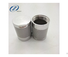 Stainless Steel Sintered Screen Filter Element For Water Treatment