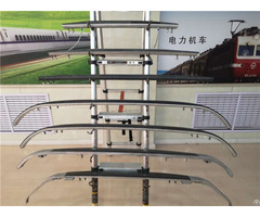 Xc1576a01 Pantograph Slide Plate Special For Electric Locomotive Ac Drive