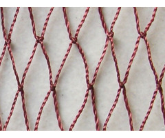 Polyester Knotted Net