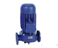 Sg Series Vertical Pipeline Centrifugal Pump