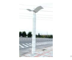 Rugged Waterproof Durable Outdoor Street Lamp Steel Modelling