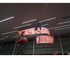 Smd Indoor Flexible Led Display