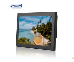 Full Hd 10 1in Industrial Computer Digital Signage Electron Lcd Advertising Display