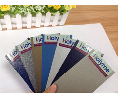 Industrial Waterproof Corrosion Resistant Powder Coating For Architecture Wholesale