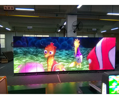 Ultra Thin Poster Led Display