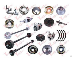 Trailer Axles Brakes And Parts