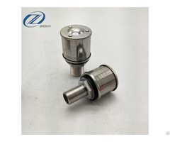 Stainless Steel Water Filter Nozzle Wedge Wire Screen Filtration For Seawater Treatment