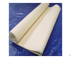 Industry Endless Felt Belt For Roll To Transfer Printing Machine