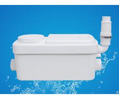 Sewage Lifting Pump For Underground Bathroom Kitchen Waste Water Discharge