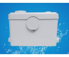 Good Quality 600w Electric Macerator Sewage Lifting Pump For Toilet Bathroom Washing