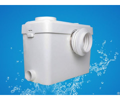 Wowflo Multipurpose Upflush Toilet Wc Pump Ce Certificate