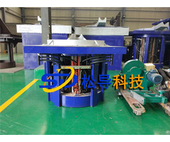800kw 6khz Frequency Heating Furnace Annealing Brass