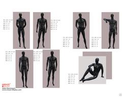 Male Standing Window Display Mannequin