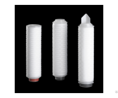 Membrane Pleated Filter Cartridge For Liquid Filtration
