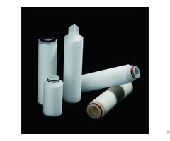 Filter Elements Water Filtration Pp Cartridge Filters