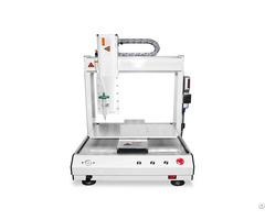 Desktop 3 Axis Automatic Glue Dispenser Uv Ab Epoxy Dispensing Machine