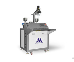 Yiermai Semi Automatic Easy Handle High Accurate Glue Mixing Machine System