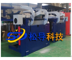 2tmedium Frequency Induction Steel Melting Furnace