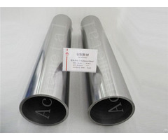 High Density No Crack Bright Surfaces Molybdenum Target Good Purity