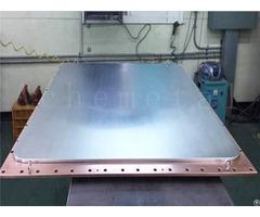 High Density Higher Machining Property Molybdenum Niobium Target