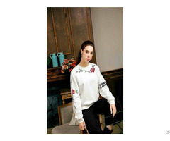 Fashion Light Luxury Casual High Quality Sweatshirt Clothes